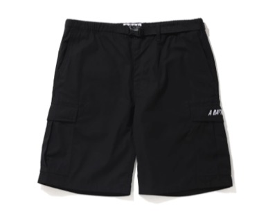 A BATHING APE 6POCKET SHORTS