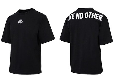 Kappa(カッパ)LIKE NO OTHER Tシャツ