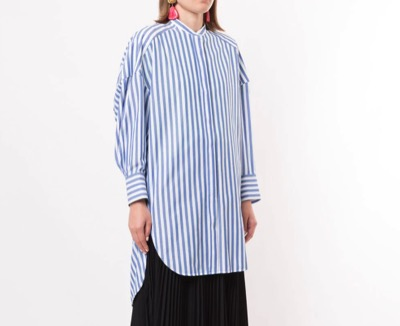 Enföldオーバーサイズ シャツ