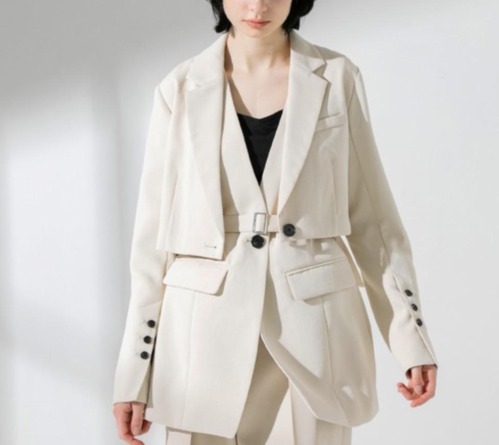 UNITED TOKYOマルチウェイジャケット