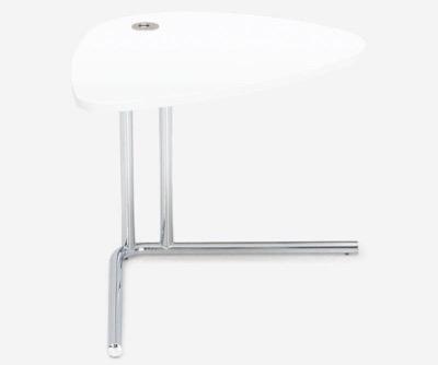 TECTAK22 サイドテーブル ホワイト