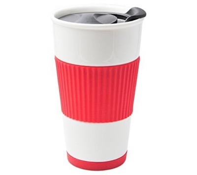 UDMG 二重構造断熱コーヒーカップ セラミックタンブラー