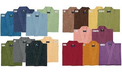 織りの里「桐生」絣紬作務衣