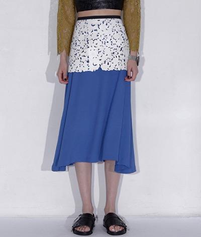 TOGA PULLA (トーガプルラ)2015Resort スカート