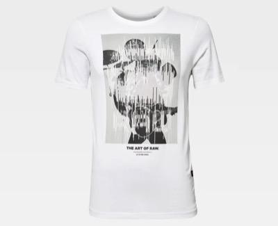 G-Star RAW(ジースターロウ)Graphic 1 Slim T-Shirt