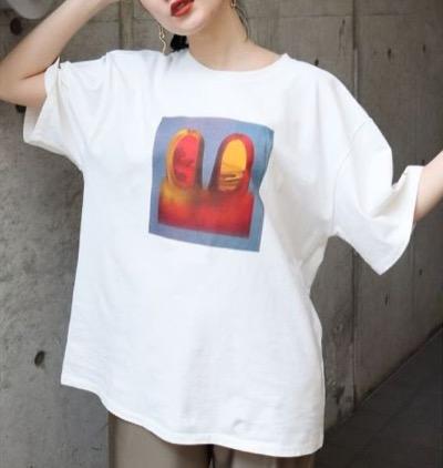 MURUA(ムルーア)【MURUA×motty】ユニセックスTシャツ