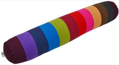 Yogibo Roll Max Rainbow (ロールマックス レインボー) 抱き枕