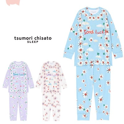tsumori chisato(ツモリチサト)パジャマ マーガレット 綿 かぶり