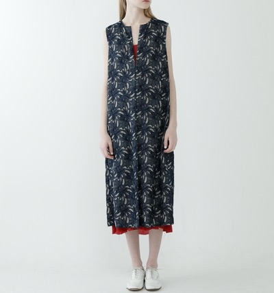 nooy(ヌーイ)ロングジレドレス