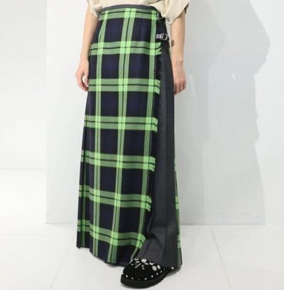O'NEIL of DUBLIN for CITYSHOPCombination Kilt skirt