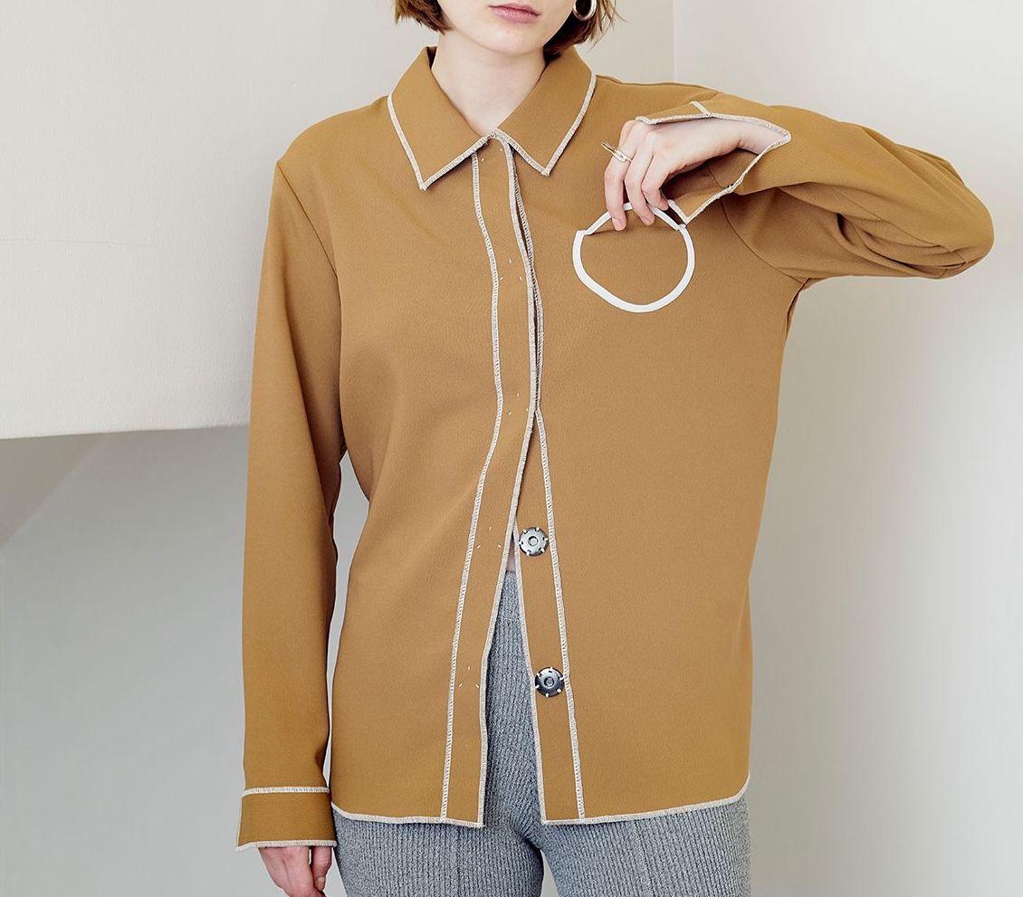 sodukcircle pocket shirt
