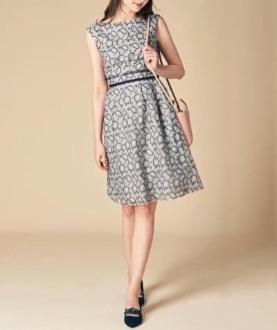 TOCCA(トッカ)【洗える!】ENDLESS WALTS ドレス