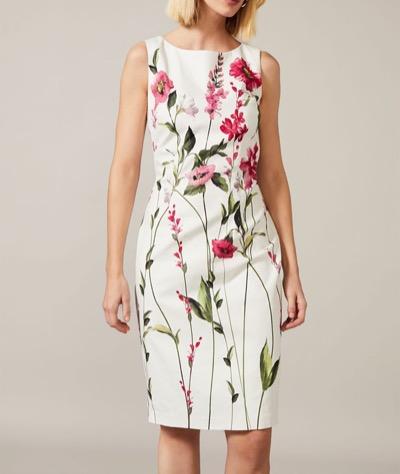 Phase EightMay Stem Rose Dress