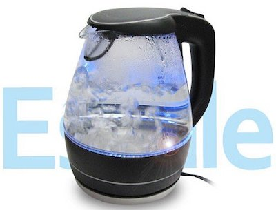 Estale ガラスケトル 1.5L MCE-3697