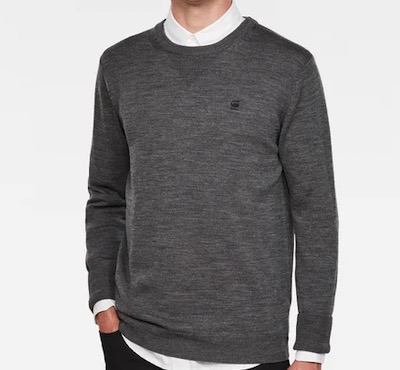 G-Star RAW Premium Basic Knitted Sweater