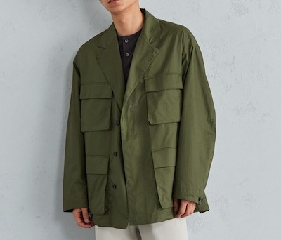 Sig FREAK'S STORE シグ 6Pocket Fatigue Jacket