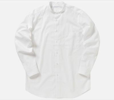 ドラマ「危険なビーナス」で妻夫木聡さんが着用しているバンドカラーシャツはコレ!