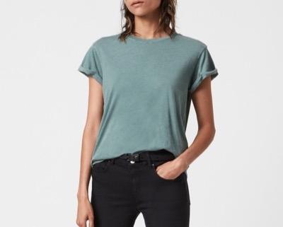 ALLSAINTSANNA T-SHIRT | アンナ Tシャツ