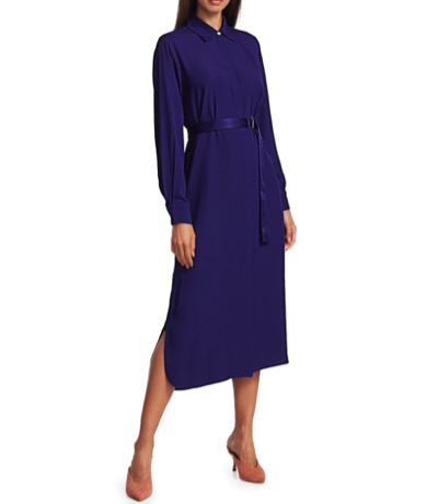 Rosetta Getty Relaxed Shirt Dress