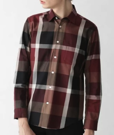 BLACK LABEL CRESTBRIDGE(ブラックレーベル・クレストブリッジ)クレストブリッジチェックシャツ