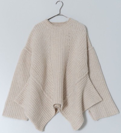 KALANCHOE Wool And Mohair Blend Sweater