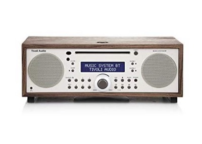Tivoli Audio Music System(チボリオーディオ ミュージックシステム) BT クラッシックウォルナット