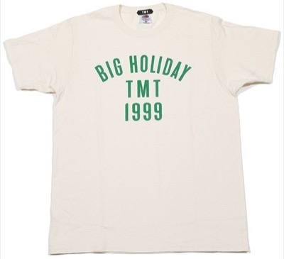 TMT×FRUIT OF THE LOOM TEE (TMT 1999)