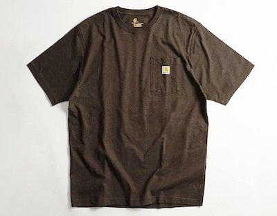 carhartt半袖 ポケット Tシャツ