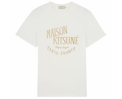MAISON KITSUNEパレロイヤルTシャツ