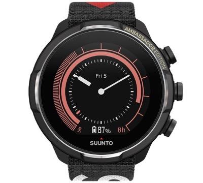 SUUNTO(スント) 9 BARO Titanium Ambassador Edition