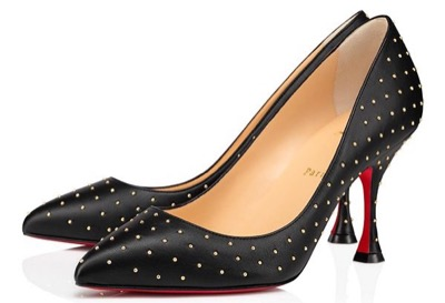 Christian Louboutin Pigalle plume