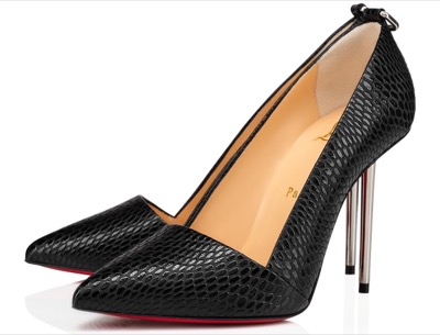 Christian Louboutin Epic Et Pointe 100 mm
