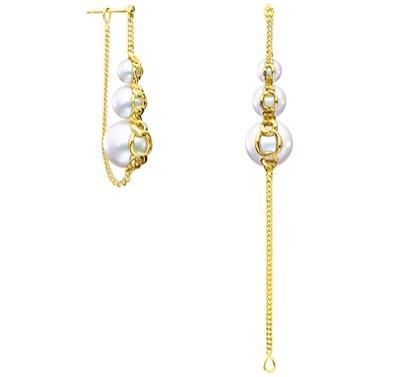 TASAKISTRETCHED Earrings
