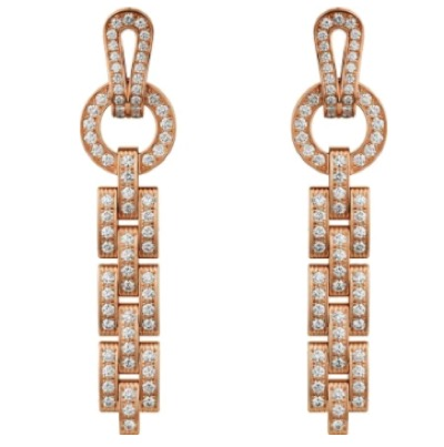 Cartier Agrafe earrings
