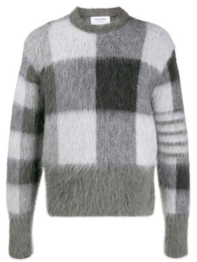 Thom Browne チェッカーセーター