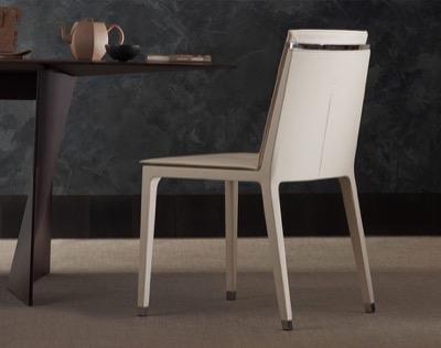 PoltronaFrau 椅子「Fitzgerald フィッツジェラルド」革パンナ