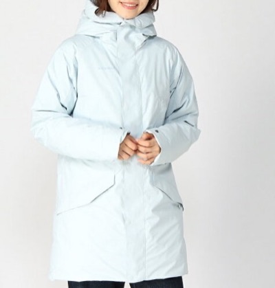 MAMMUT ZUN HS Thermo Hooded Parka AF