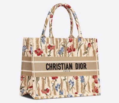 Christian Dior BOOK TOTE スモールバッグ