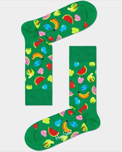 Happy Socks Fruit 4Pk Socks