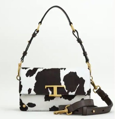 TOD'S Leather Timeless Crossbody Bag Mini