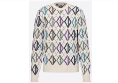 Dior ウール&カシミア セーター