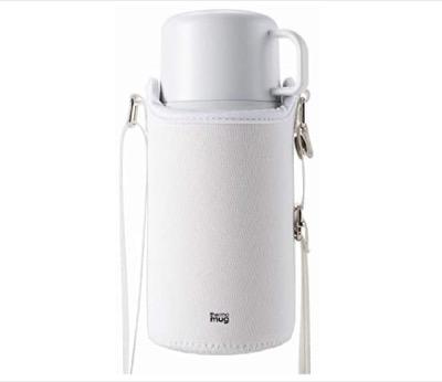 thermo mug トリップボトル ホワイト