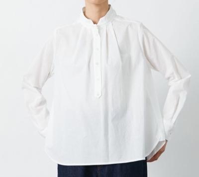 LOISIR インナーコットンシャツ
