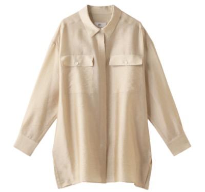 1er Arrondissement Wポケットシャツ