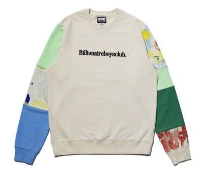 Billionaire Boys Club BB JUNEAU CREWNECK SWEATSHIRT