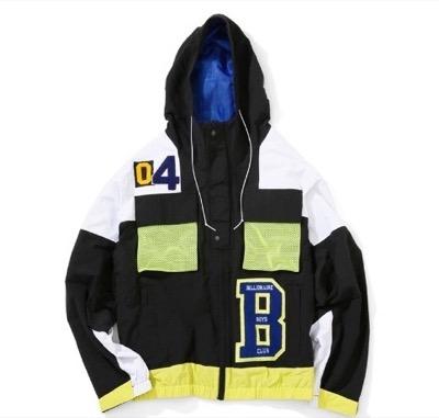 BILLIONAIRE BOYS CLUB BB OVERCAST JACKET
