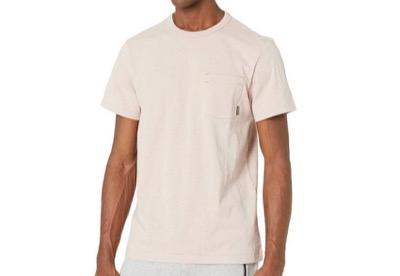 G-Star RAW Contrast Mercerized Pocket Round Neck T-Shirt