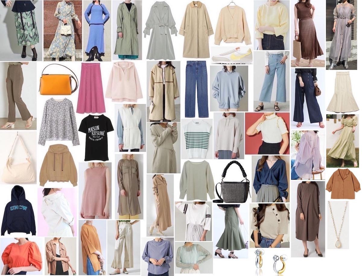 【コントが始まる】有村架純のドラマ衣装シーン別まとめ!スカートトップス等中浜里穂子のファッション♪