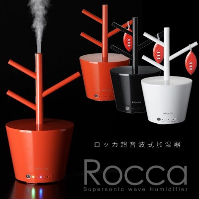 Rocca(ロッカ) 超音波式 加湿器