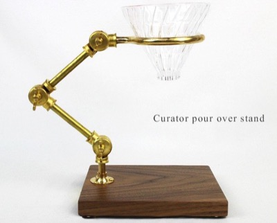 The Coffee Registry(コーヒーレジストリー)Curator pour over stand(キュレーターポーオーバースタンド)